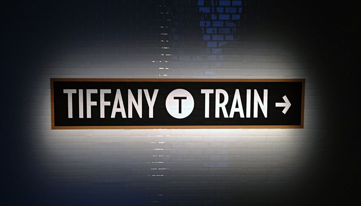 Tiffany T Train Wall Tile